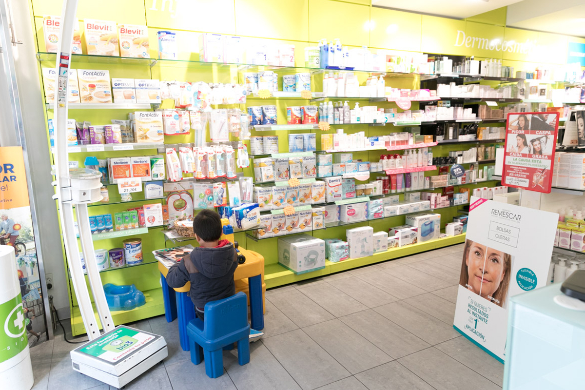 Farmacia Galapagar